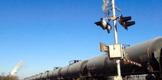 Senate Republicans end bid to pare back oil train safety rule