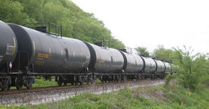 Oil-train safety must remain a priority