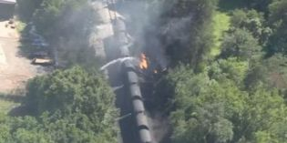Cities' bills in CSX derailment add up to $226K, more expenses to come