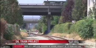 Santa Clara County Supes approve resolution against oil train project