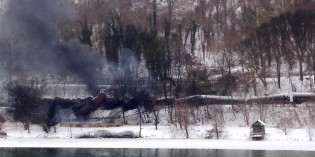 Victims of WV train derailment file lawsuit against CSX