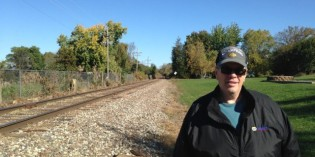Idling trains in Oswego leave neighbors awake