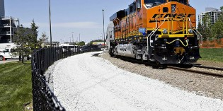 BNSF lays 2nd LA-Chicago line