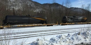 Tests showed rail defect 2 months before W.Va. oil train derailed