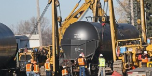 Watertown derailment had upgraded tankers, Alma's did not