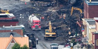 Accused in Lac-Mégantic derailment plead not guilty on federal charges