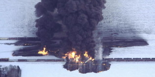 Second train worker sues BNSF over Casselton oil train explosion