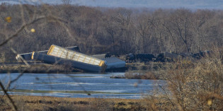 18,500 gallons of ethanol spilled into Mississippi