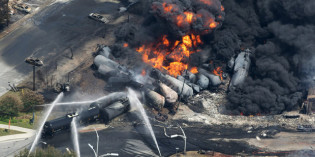 Lowballed risks, errors discovered in Vancouver oil train terminal analysis