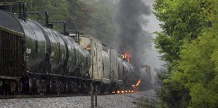 Regulators Tighten Enforcement of Rail-Safety Rules