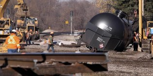 Oil train safety gets an important boost