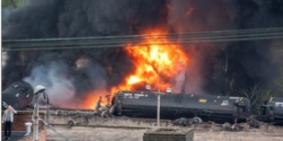 NTSB Report on Lynchburg Crude Oil Disaster