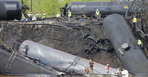 Report: Lynchburg oil train derailment could have been prevented