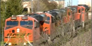 Residents, railroads at odds over rail trespassing law