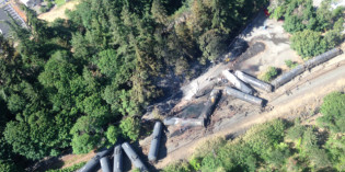 Oil Train Tank Cars Are Getting Safer But What About The Tracks?
