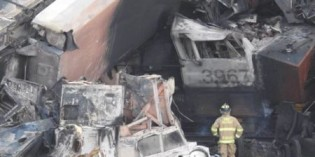 NTSB takes over BNSF Texas derailment investigation