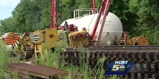 Train operations resume after Falmouth derailment