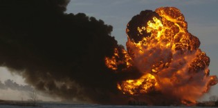 Defective Axle Blamed for 2013 Fiery North Dakota Derailment
